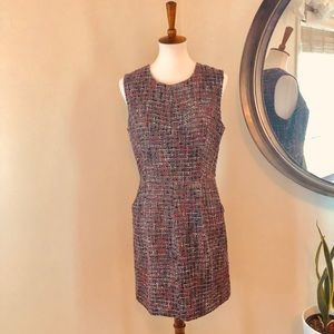 Milly Dresses - MILLY Coco A-Line Tweed Dress